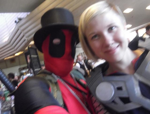 Thor selfie!