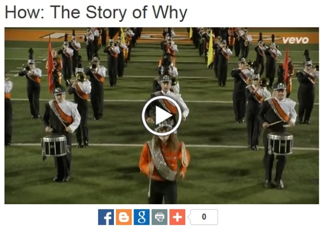 How: The Story of Why