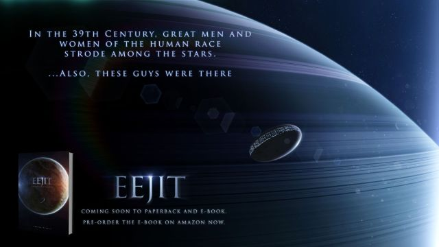 Eejit, available for pre-order now.