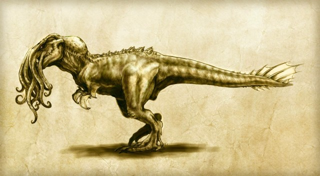 Cthulhu Rex