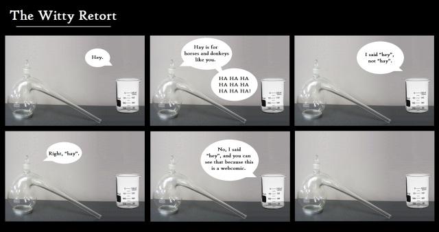 the witty retort #24