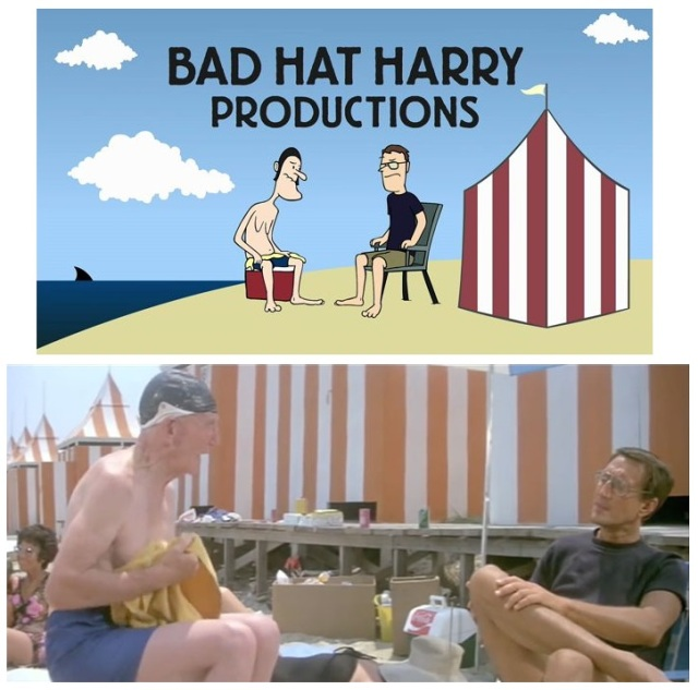 That's some bad hat, Harry.