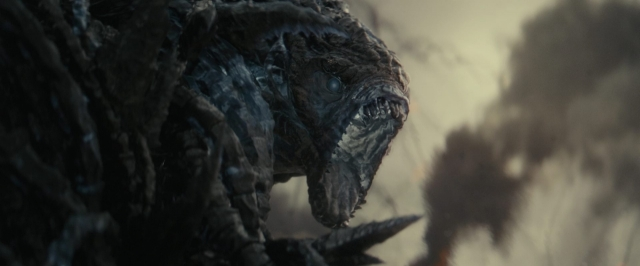Alien oh-face.
