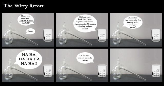 the witty retort #34