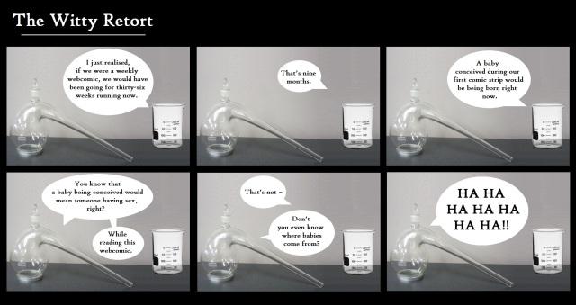 the witty retort #36
