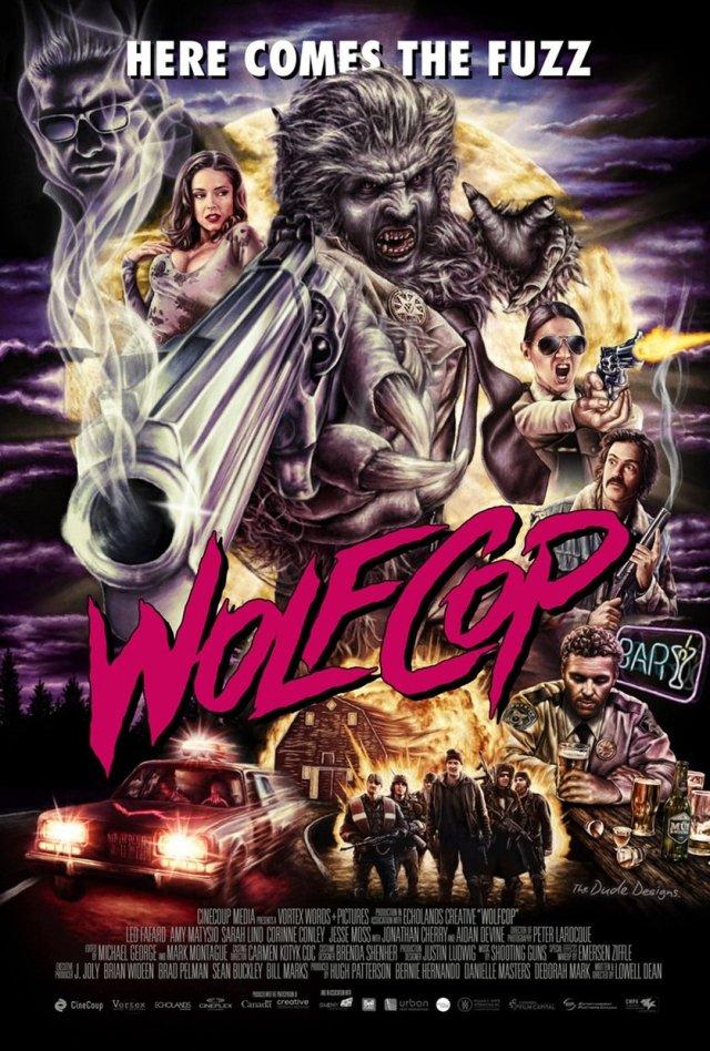 Wolfcop!